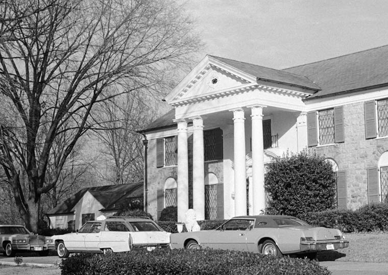 Graceland, Elvis Presley's home