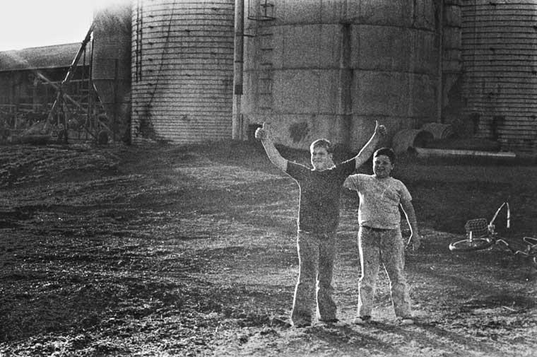 farm kids