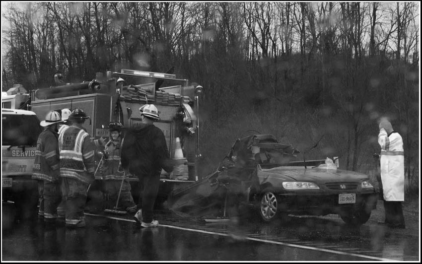 march 6 I-66 wreck
