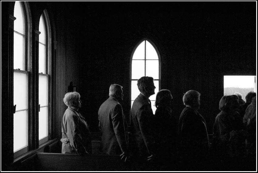 interior St Johns Chapel