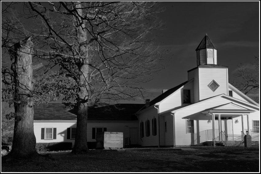 Blue Run Baptist Church