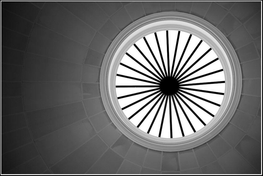 UVA Rotunda oculus