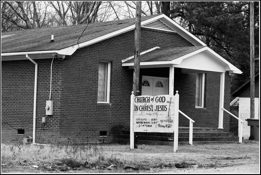 church of god in christ jesus