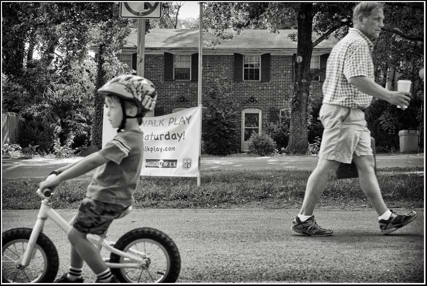 biker walker