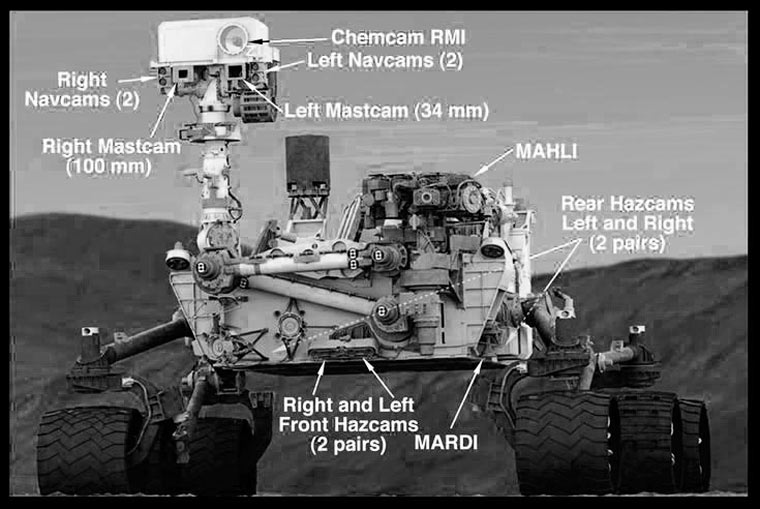 rover photo NASA/JPL-Caltech