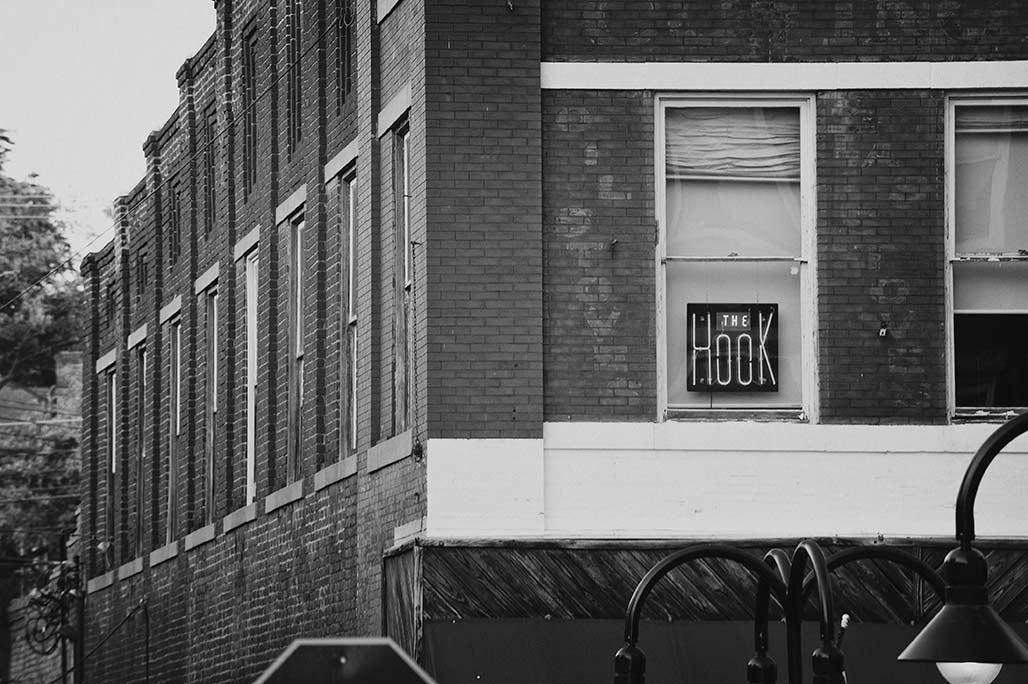 1st street Charlottesville