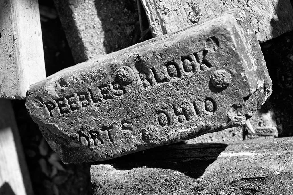 peebles block portsmouth ohio