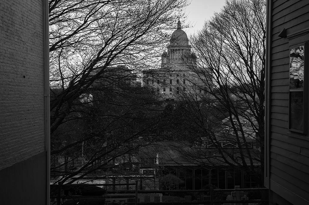 statehouse, Providence RI