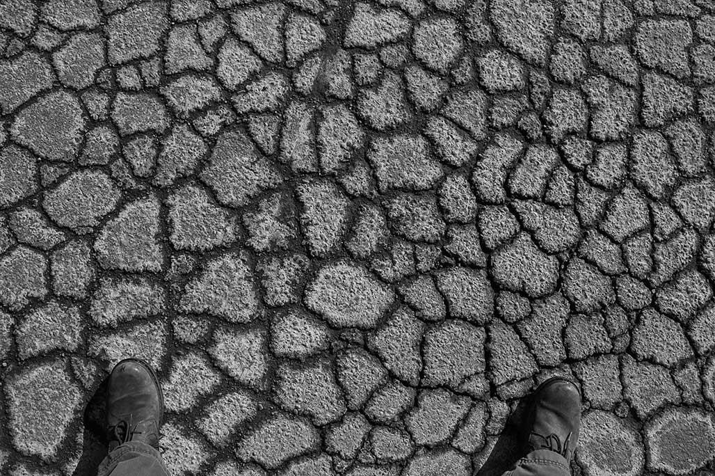 modern art asphalt