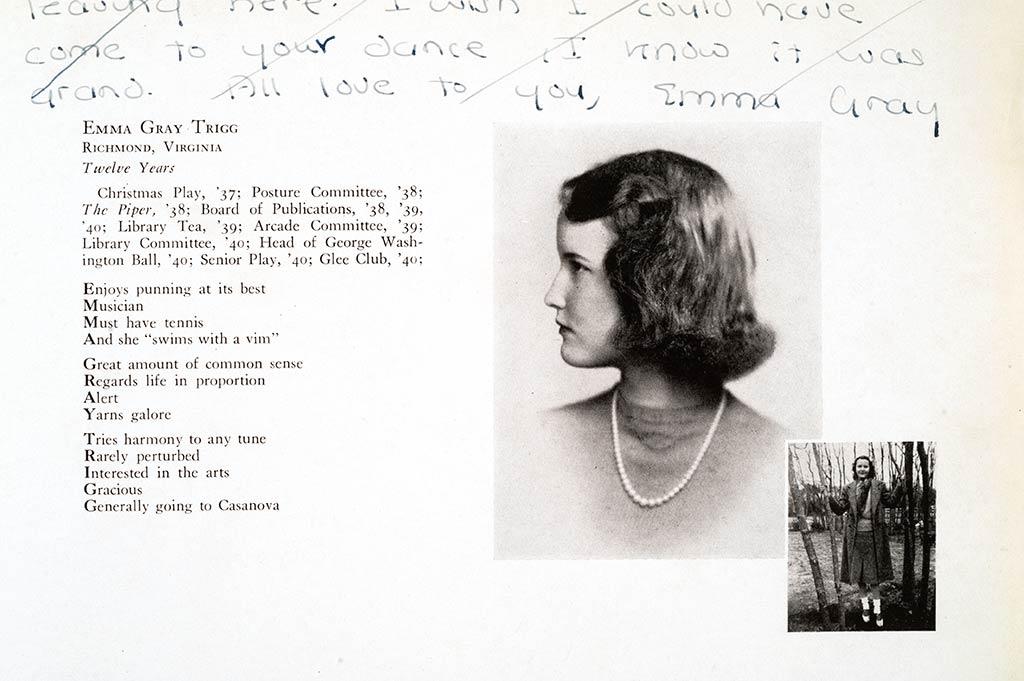 Emma Gray Trigg 1940