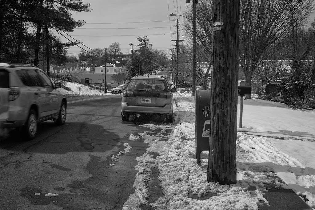 post snow