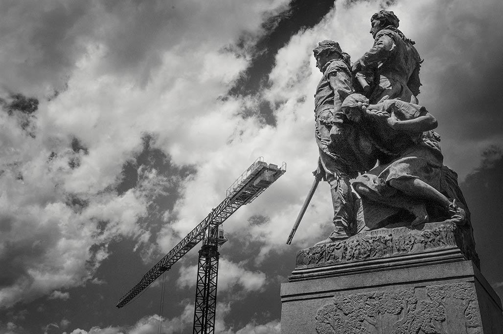 statue CHO VA