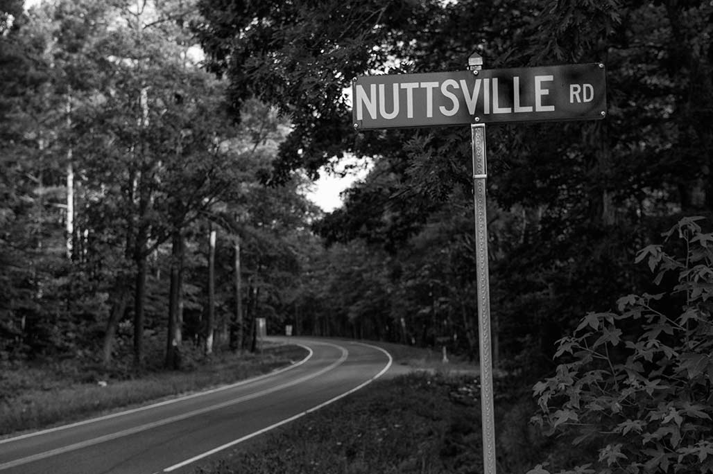 nuttsville sign