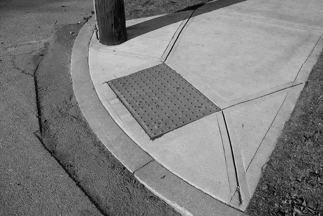 radiused granite!