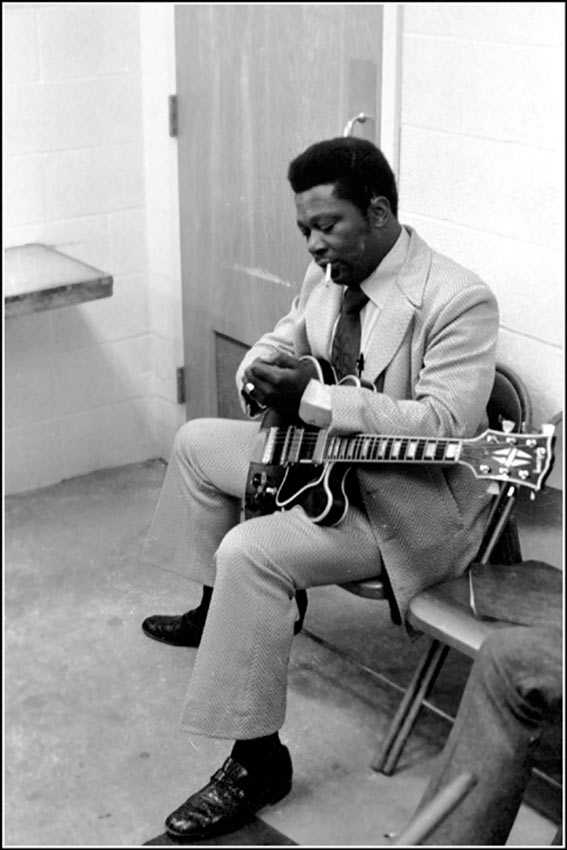 BB KING U Hall