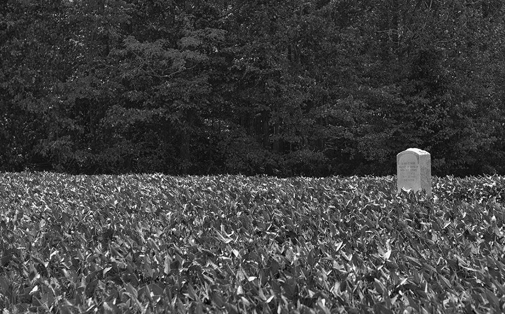 Elmore headstone