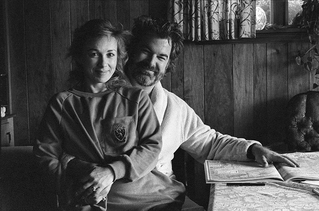 Paul & Roseanna