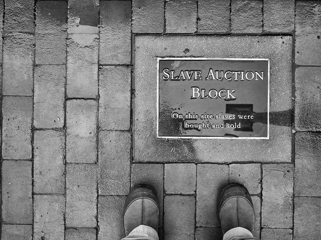 little historic marker