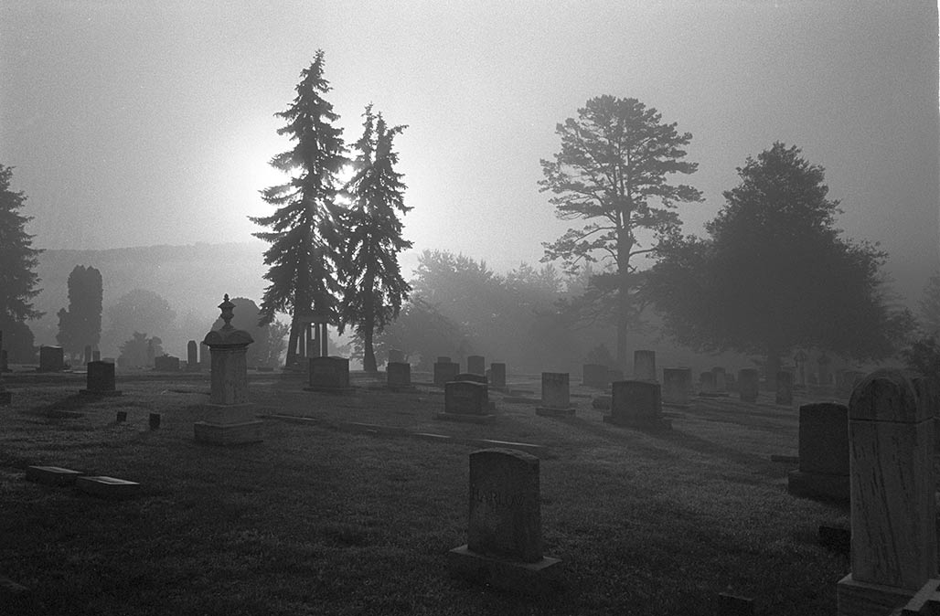 riverview cemetery dawn