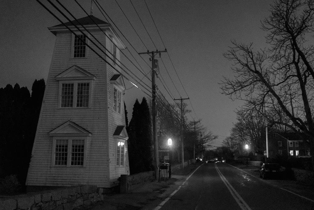 Old Harbor Road