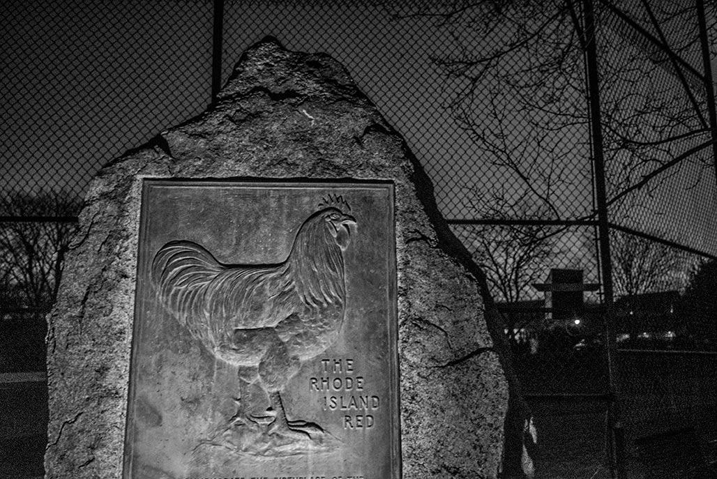 Monument in Adamsville