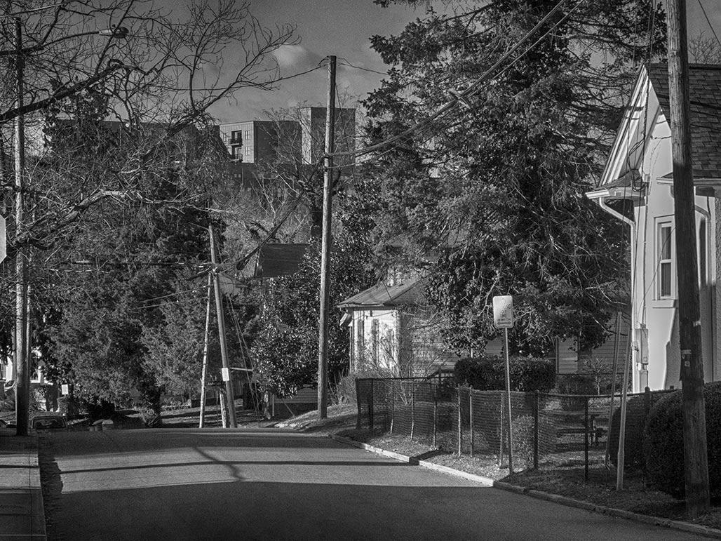 10th and Page neighborhood
