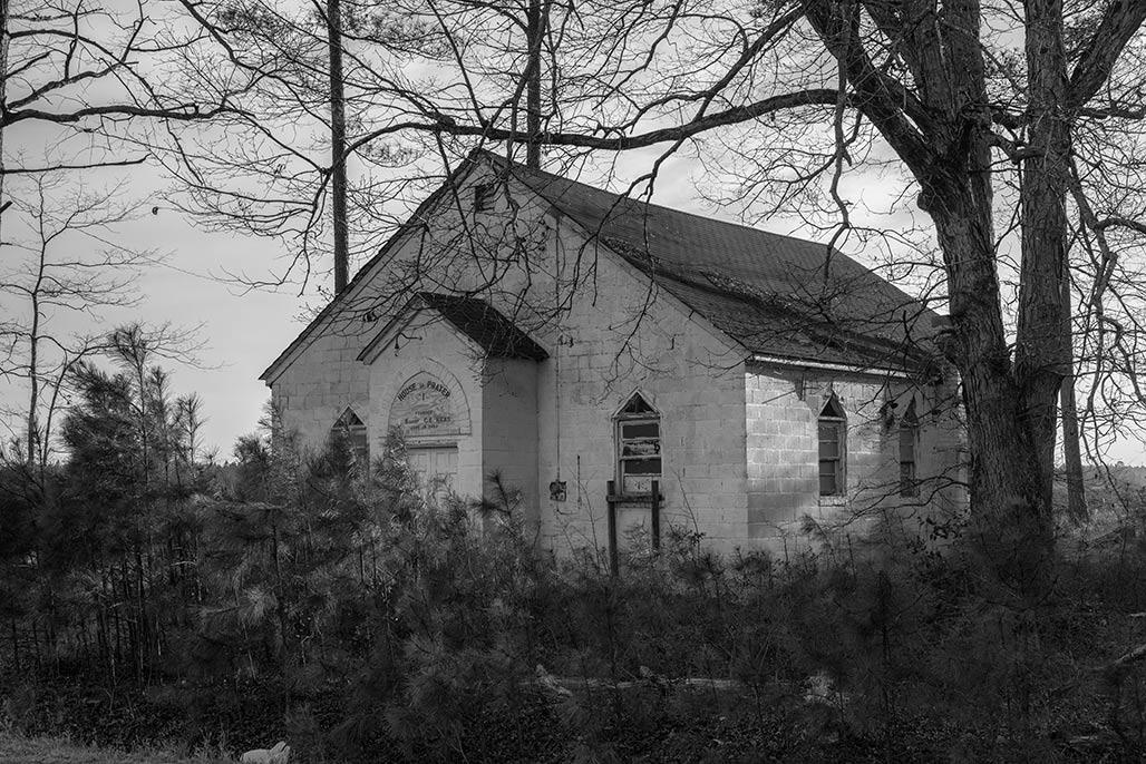 House of Prayer #1, Founder Bishop C.E.Hicks, June 16, 1953