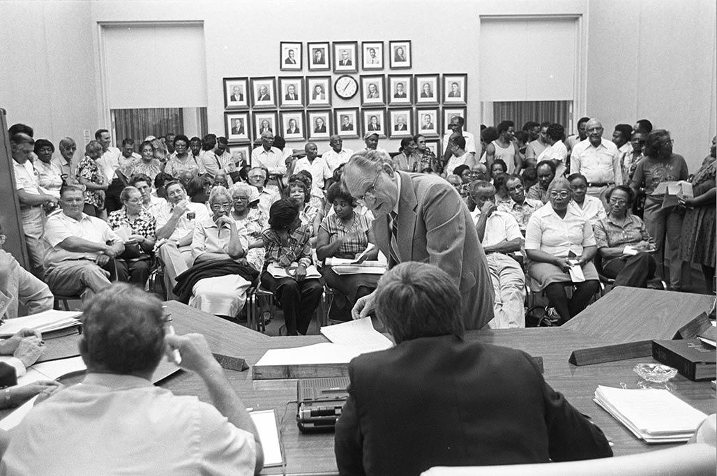 public hearing