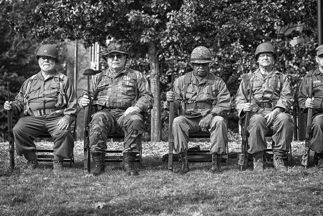 charlottesville VA veterans day