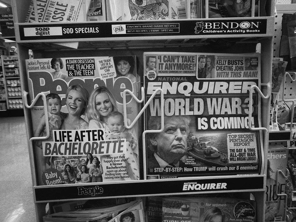 tabloids