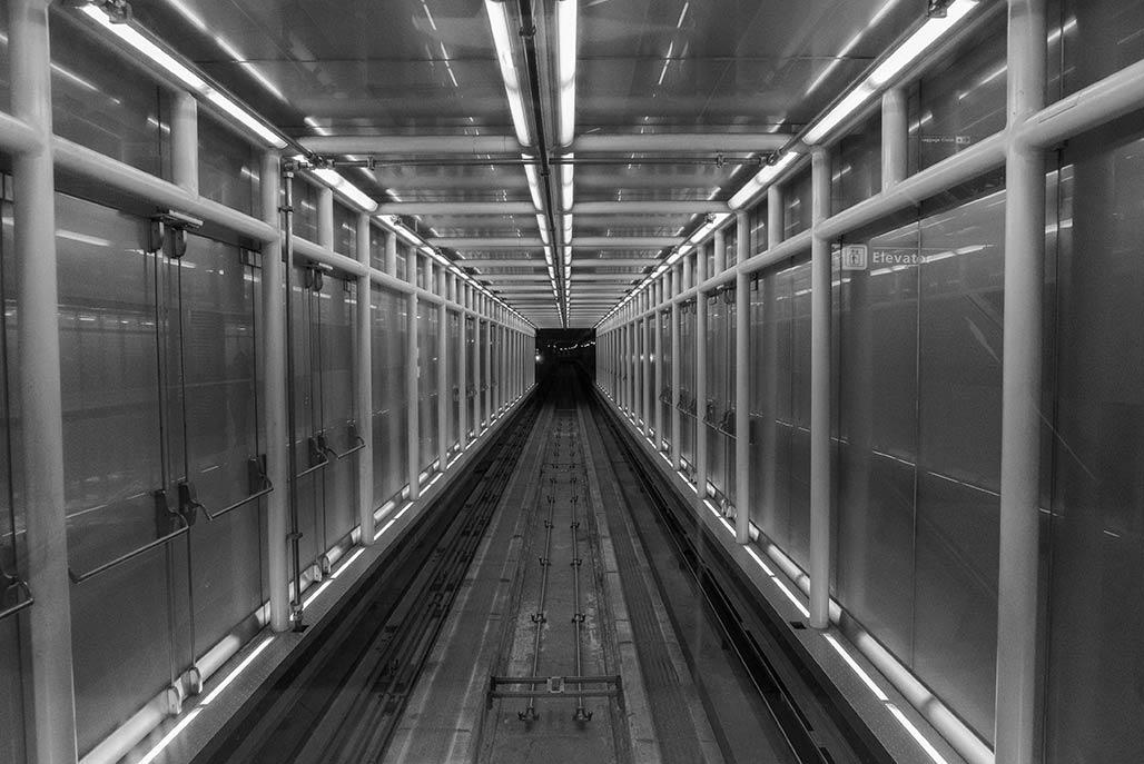 dulles underground