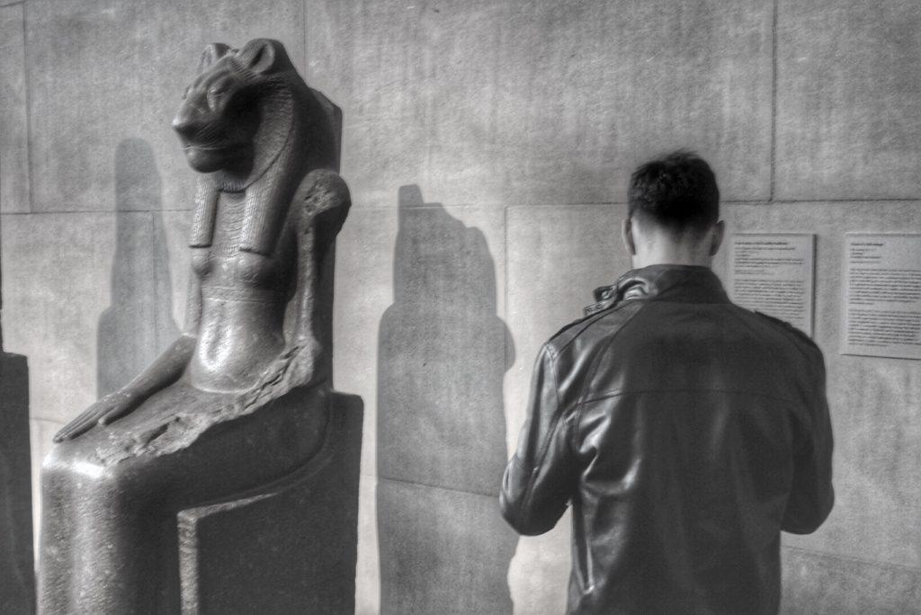 Egypt, Metropolitan Museum, Sackler Wing?