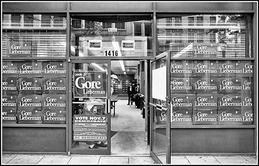 democrat HQ DC 2000